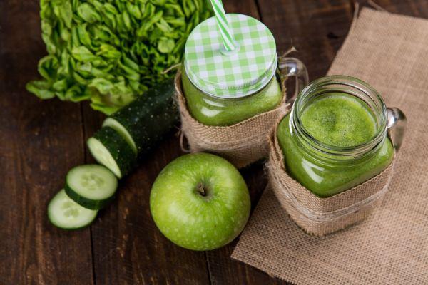 Green Apple Splash or Green Juice