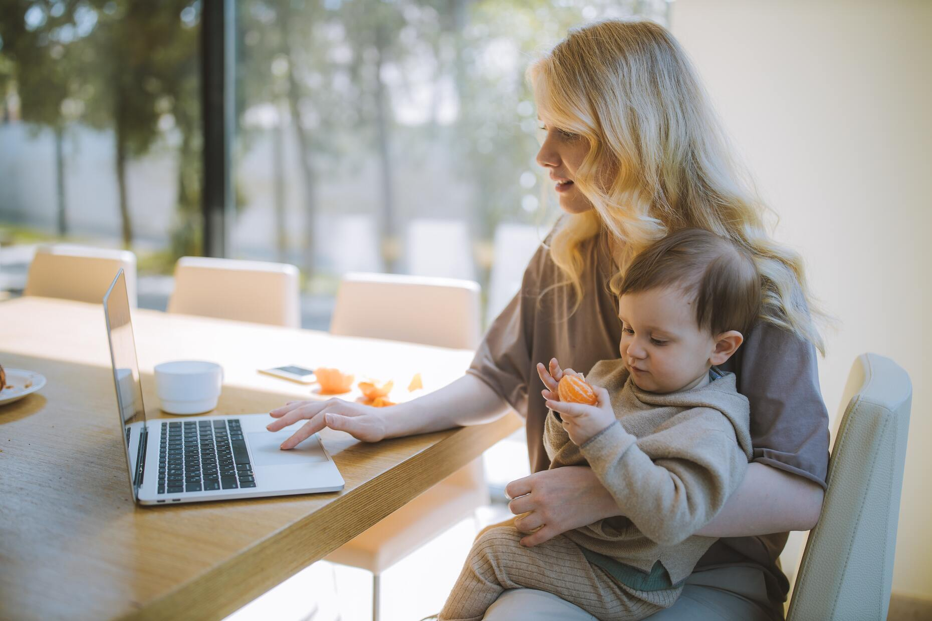 is work life balance a myth for moms